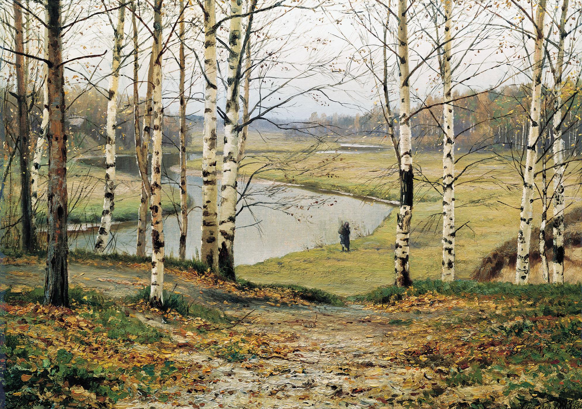 Картинки русских художников о природе