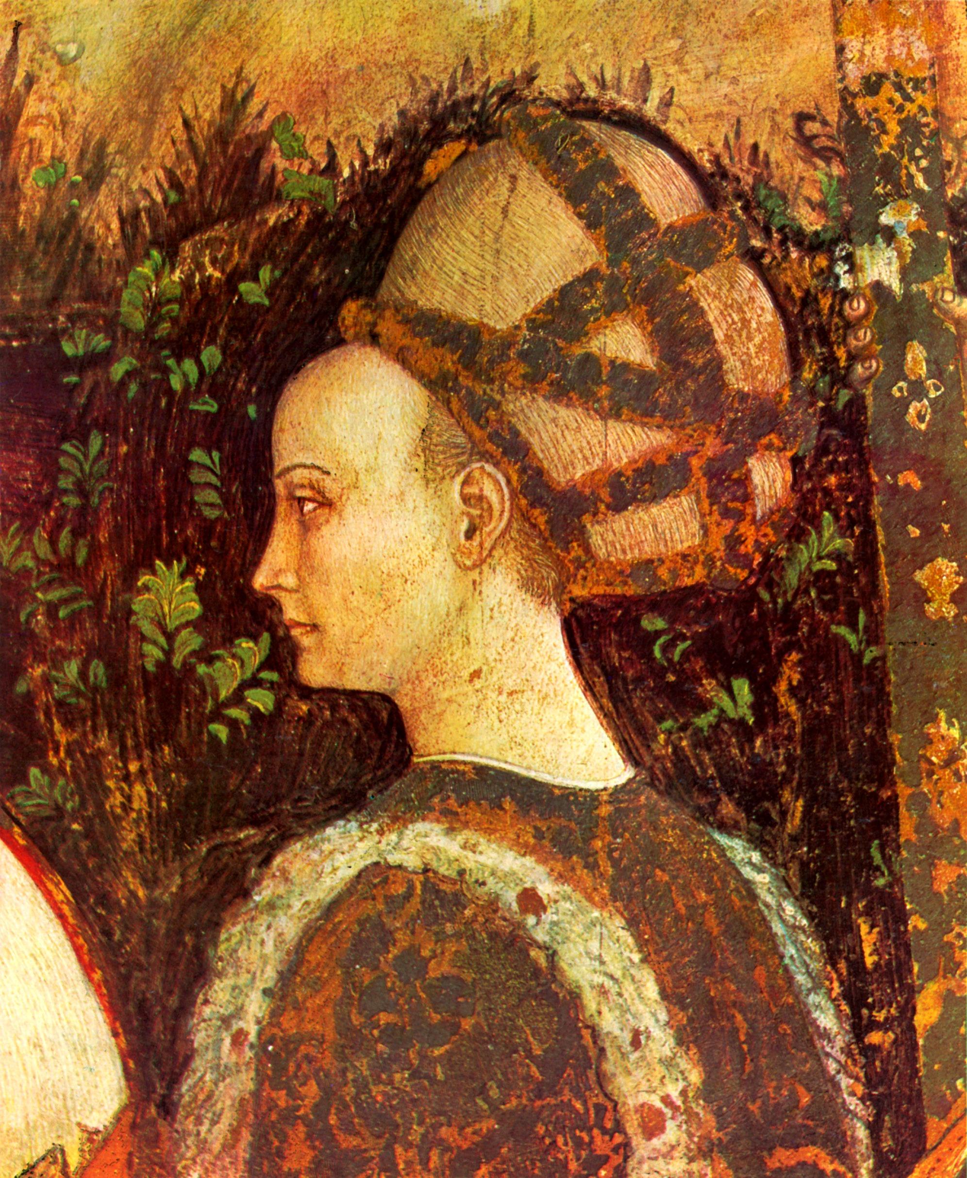 Эро средневековье живопись 15 фотография