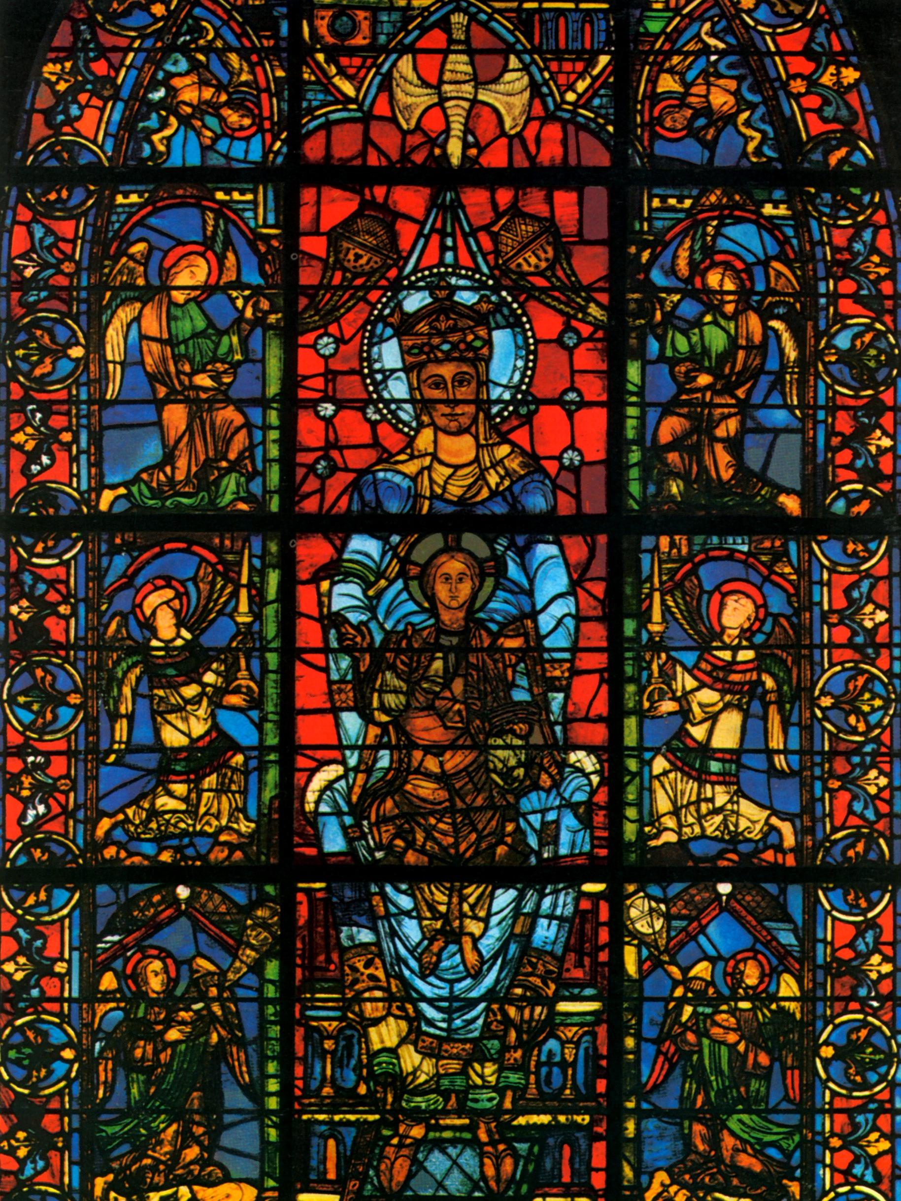 Живопись и скульптура готического периода рисунки 5
