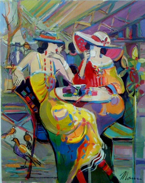 Artworks by Isaac Maimon (108 работ)