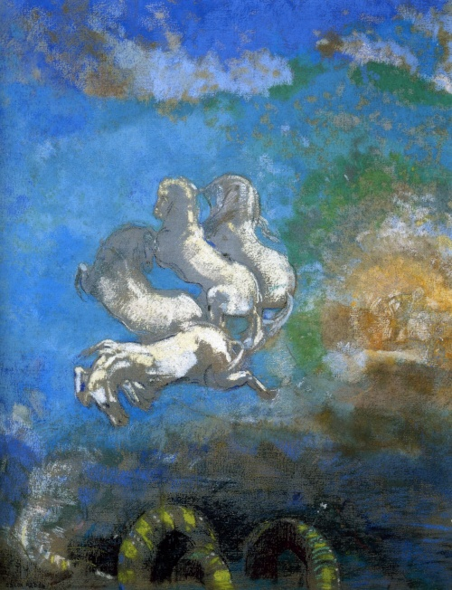 Символисты   XVIII-XXe   Les Symbolistes (227 работ)