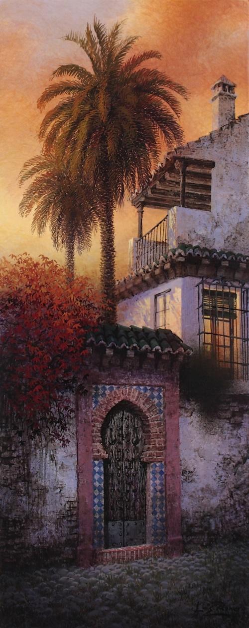 Artworks by Luis Romero (23 работ)
