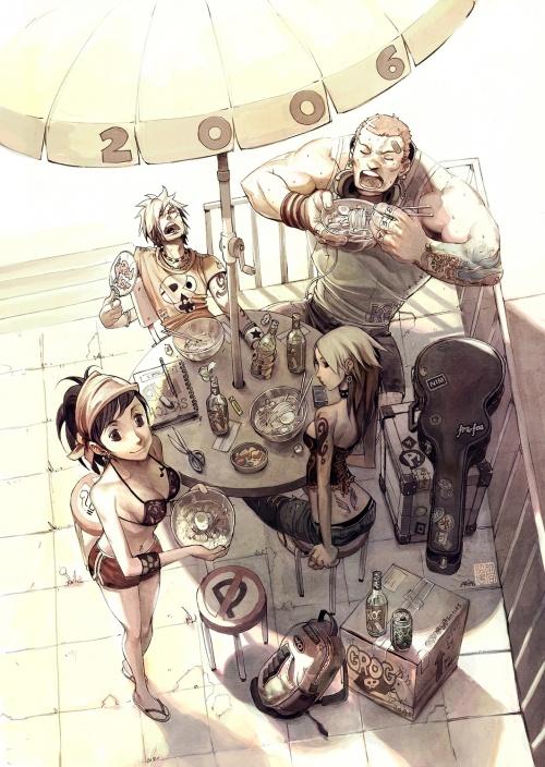 Работы Arnold Tsang (48 работ)