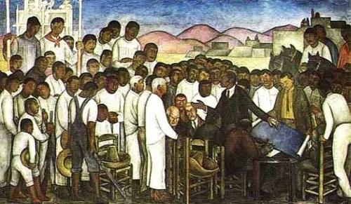 Диего Ривера | XXe | Diego Rivera (73 работ)