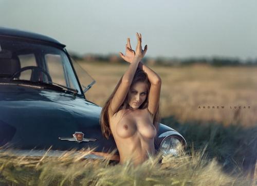 Photography Andrew Lucas (100 фото) (эротика)