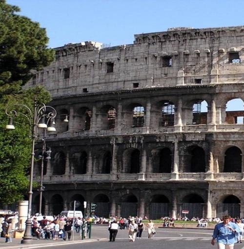 Прогулка по Италии (28 фото)