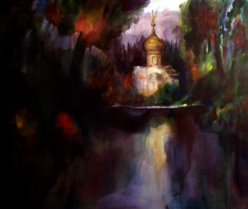 Художник Валерий Буданов (102 работ)
