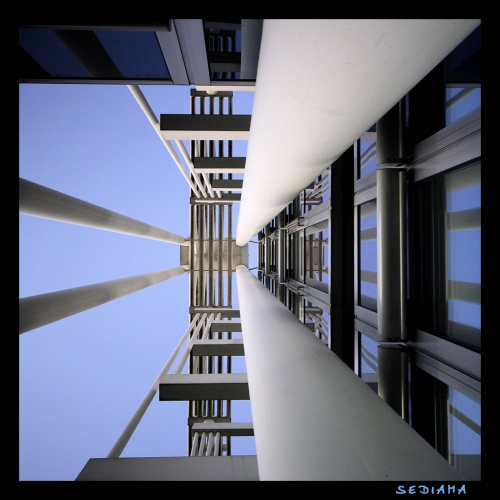 Фотограф под ником Sediama. Архитектура (221 фото)