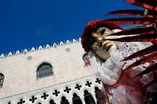 Карнавал в Венеции (Carnevale di Venezia) - Events (35 фото)