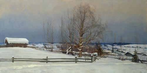 Лучшие картины русских художников конца 18 века, 19 и начала 20 веков (359 работ) (1 часть)