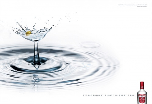 Modern Advertisment - Alcohol 4 (89 фото)