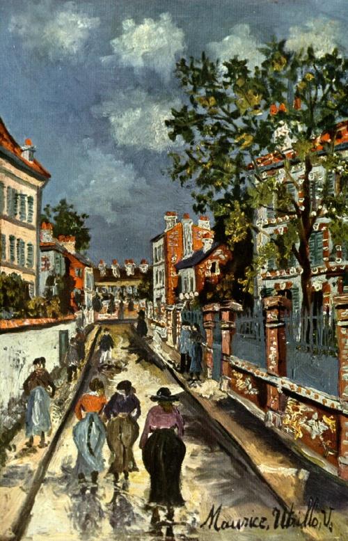 Творчество Мориса Утрилло (The Art of Maurice Utrillo) (131 работ)