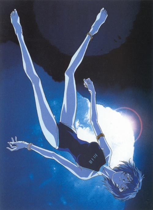 Evangelion Die Sterne (106 работ) (1 часть)