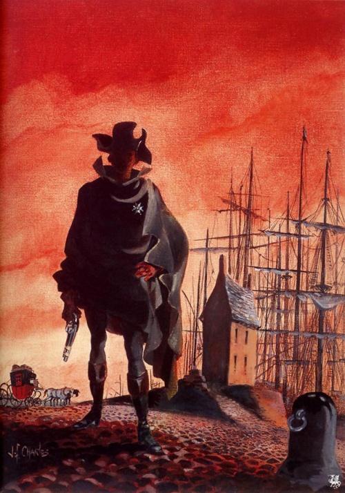 Коллекция работ бельгийского художника Jean-Francois Charles (52 работ)