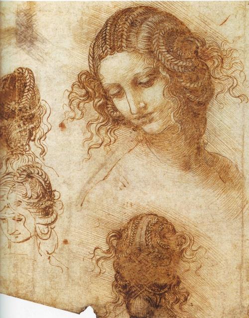 Картины художника Леонардо Да Винчи (37 работ)
