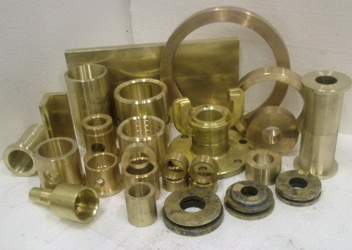 Сувениры из бронзы (23 фото)