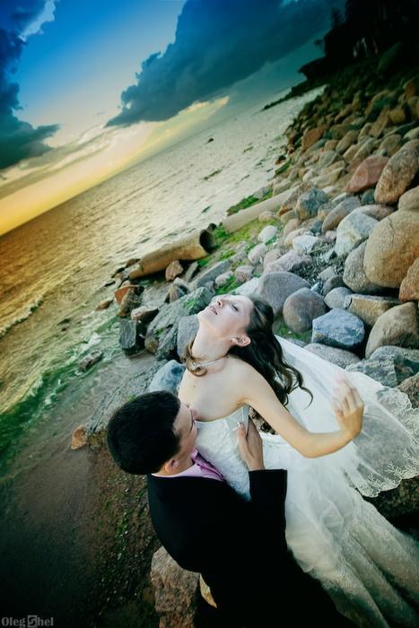 Свадебная фотография как искусство. Фотограф Олег Шел (97 фото)