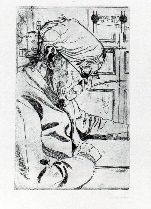 Умберто Боччони | XXe | Umberto Boccioni (57 работ)