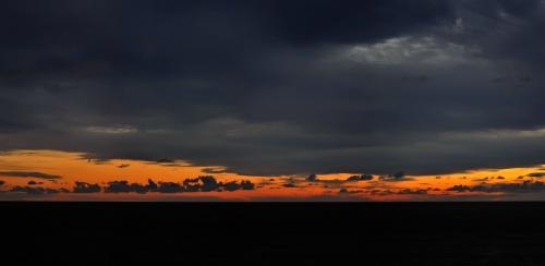 Море-небо. (Панорамные виды) (9 фото)