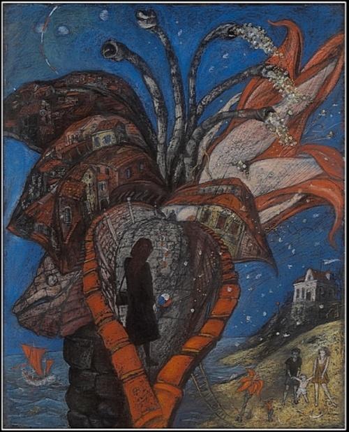 Группа художников - Старый Город (227 работ)