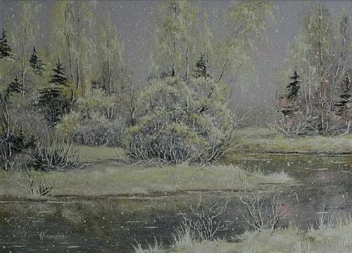 Художник Александр Ходюков (48 работ)
