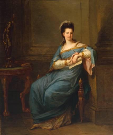 Швейцарский живописец и график Кауфман Анжелика ( Angelica Kauffmann) (283 работ)