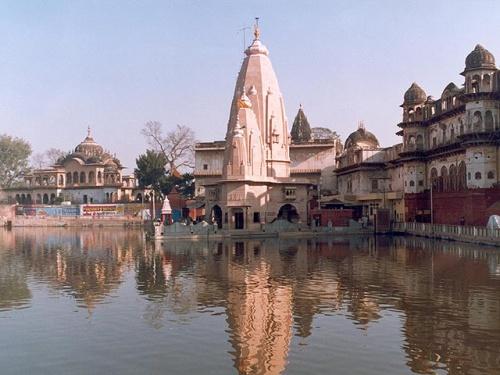 По святым местам Индии (Древние храмы) (690 работ)