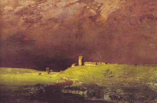 Картины художника Куинджи (42 работ)