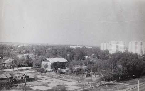 Москва, которой нет. Фотографии 1900-1960 гг. (245 фото)