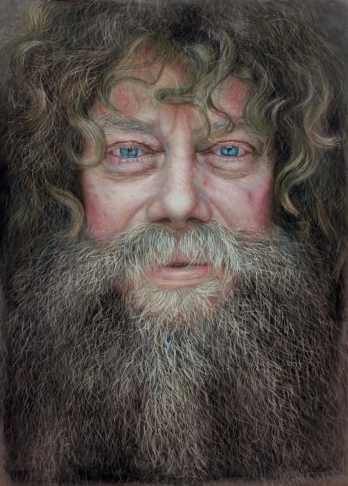Ruben Belloso Adorna, портреты и не только (96 работ)