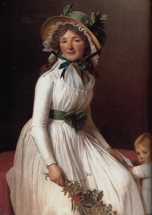 Жак Луи Давид | XVIII-XIXe | Jacques-Louis David (82 работ)
