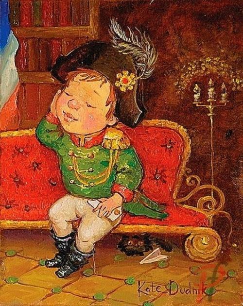 Художница Екатерина Дудник (81 работ)