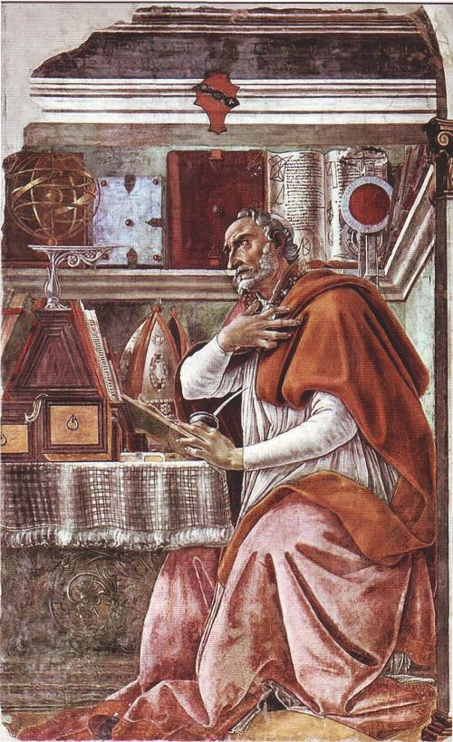 Картины художника Боттичелли (48 работ)