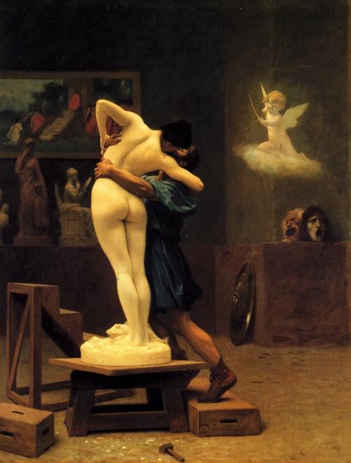 Жан-Леон Жером | XIXe | Jean-Leon Gerome (54 работ)