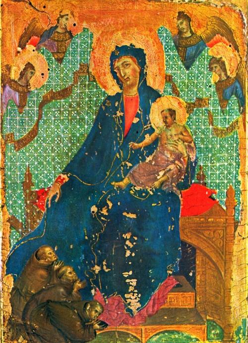 Готическая живопись | XIII-XVe | Gothic Painting (112 работ)