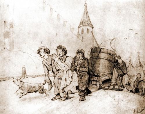 Перов Василий Григорьевич (1833-1882) (167 работ)