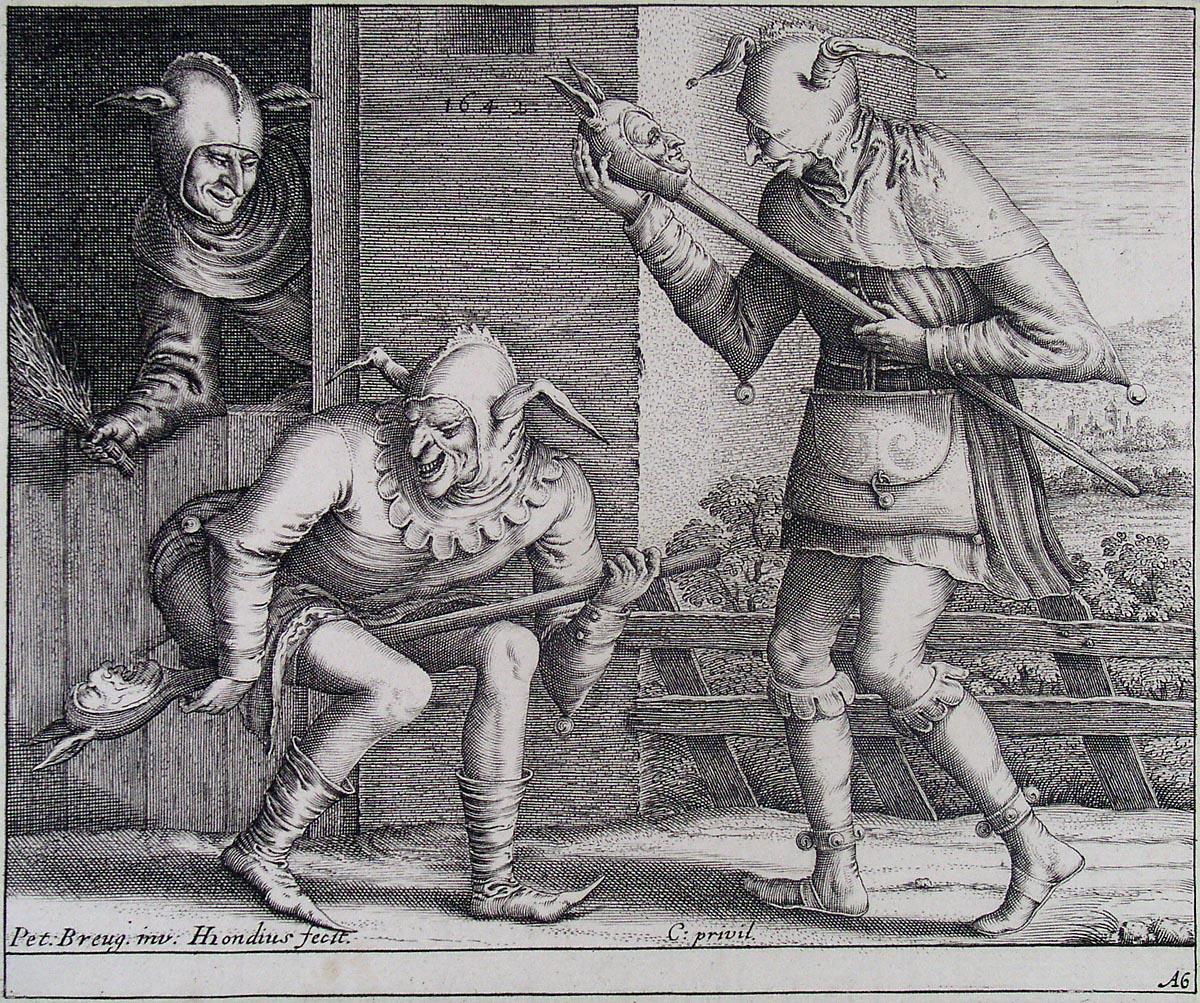 Разврат в средневековье 6 фотография