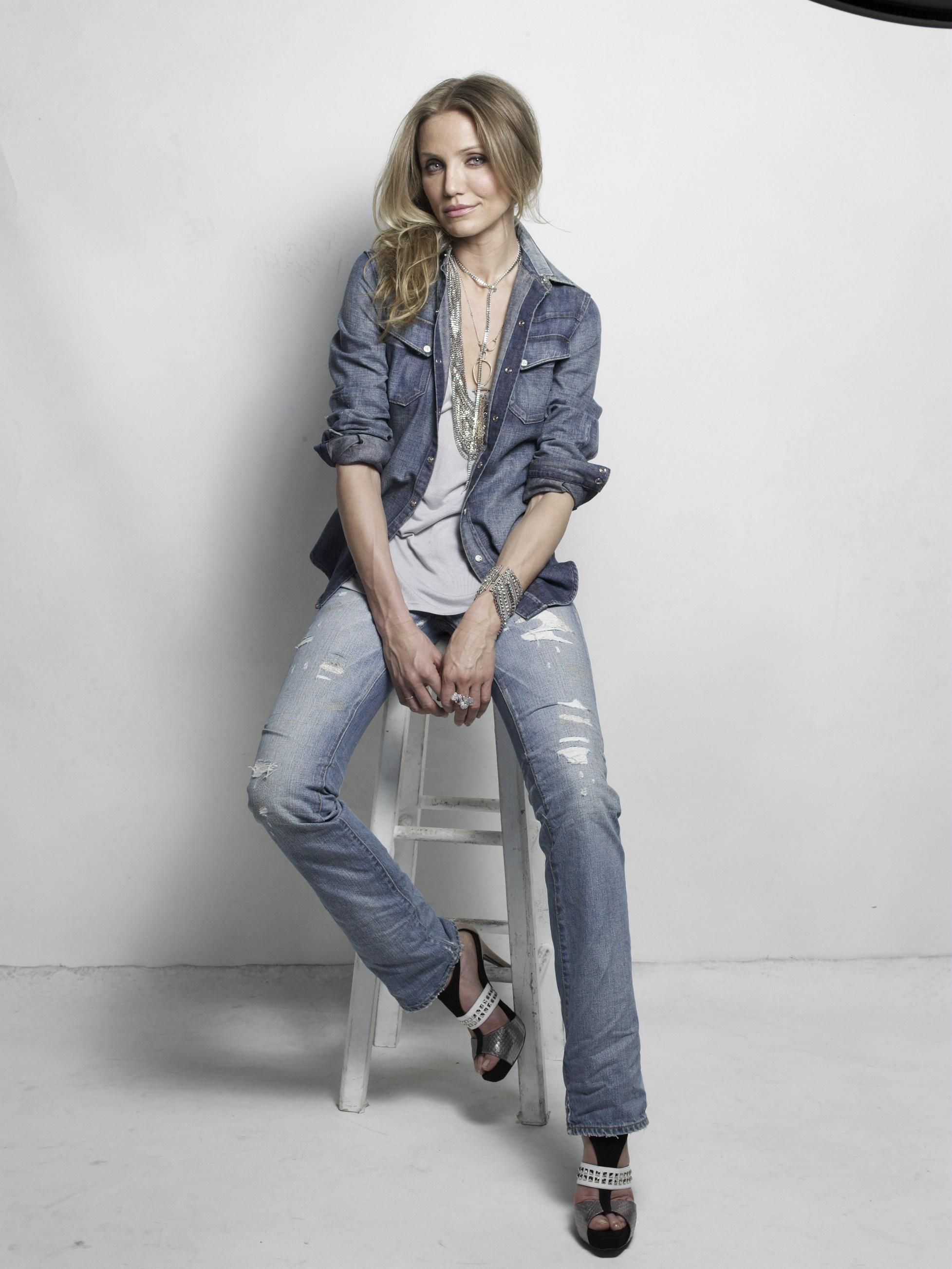 Фото джинсовый стиль девушке