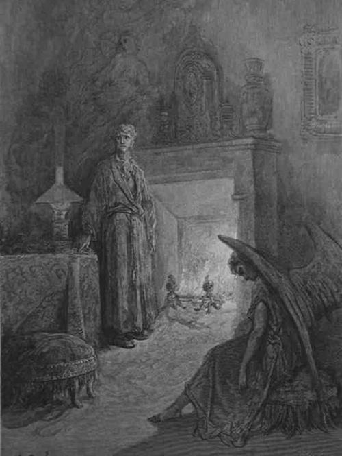 Художник Gustave Dore (1054 работ)