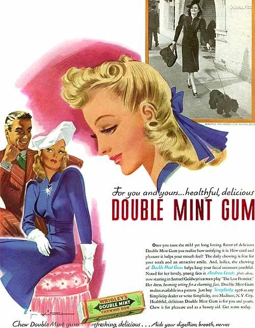 Американский иллюстратор Jon Whitcomb (1906 - 1988) (118 работ)
