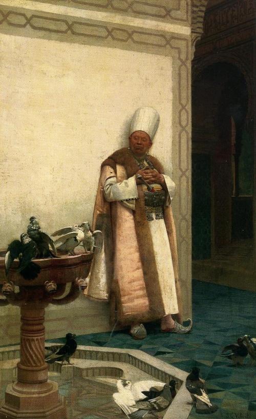 Jehan Georges Vibert (1840-1902) (94 работ)