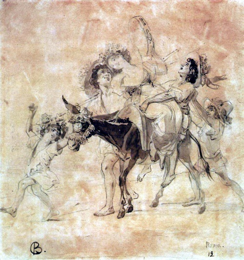 Художник Брюллов Карл Павлович (1799-1852) (162 работ)