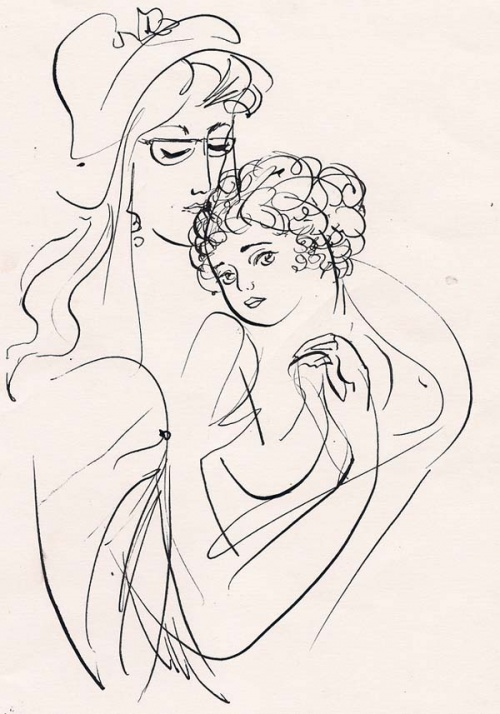 Удивительные рисунки Шипицовой Елены (101 работ)
