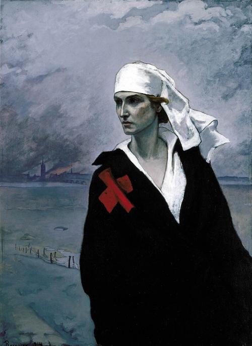 Художница Ромейн Брукс (Romaine Brooks) (75 работ)