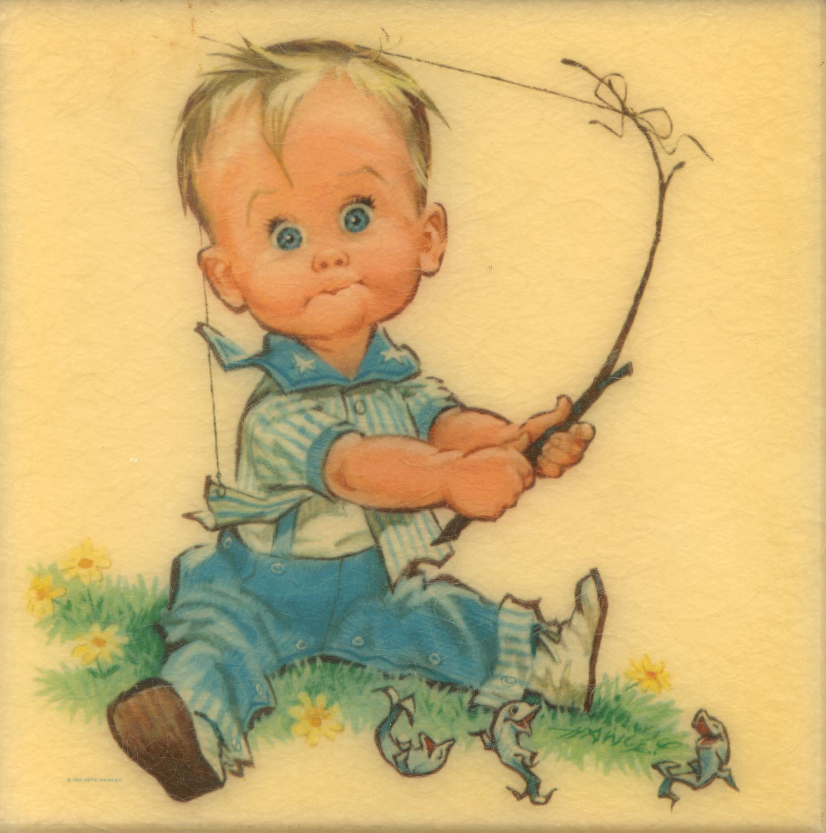 Открытки с изображениями детей