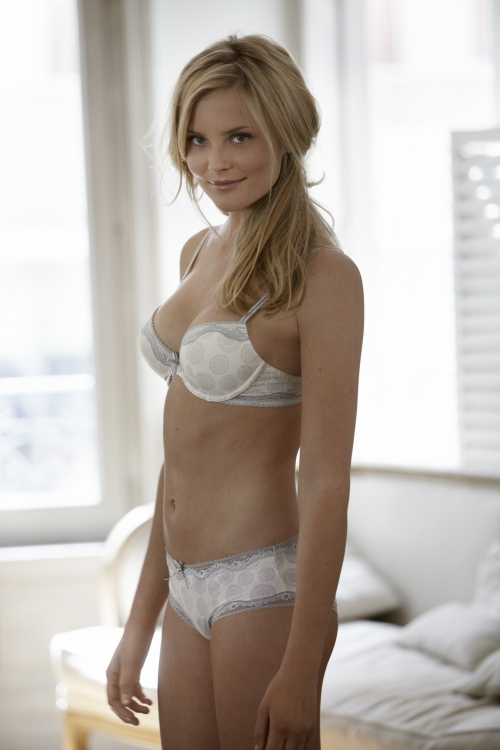 Petra Silander - Palmers Fall-Winter 2010 Lingerie Campaign (30 фото)