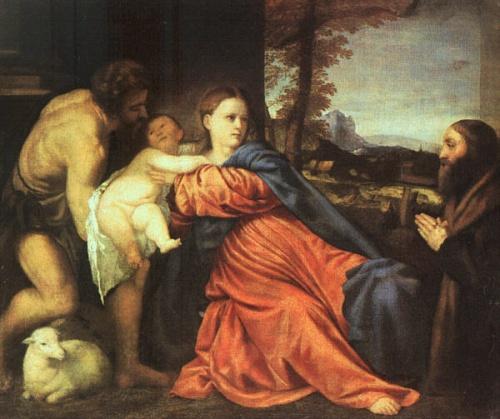 Titian (Tiziano Vecellio) (159 работ)