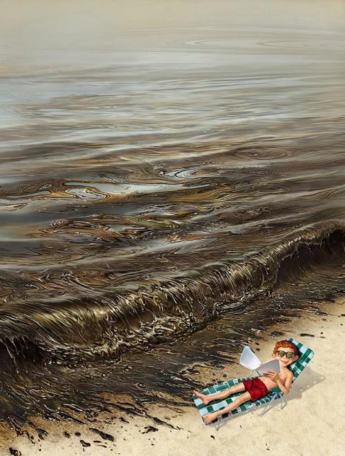 Иллюстратор Марк Фредриксон (30 работ)