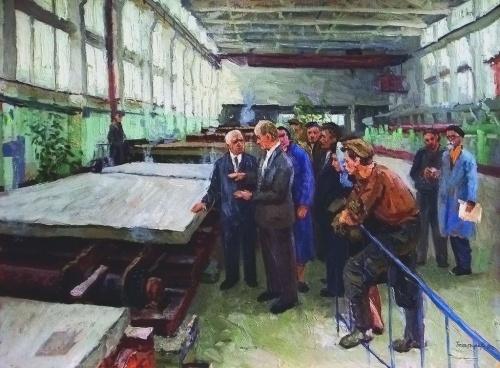 Русские и советские художники. Часть 4 (289 работ)