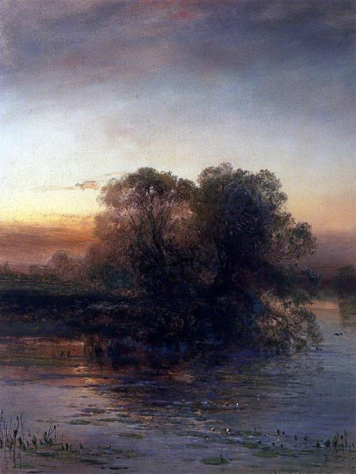 Саврасов Алексей Кондратьевич (1830 - 1897) (229 работ)